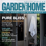 GARDEN AND HOME MAGAZINE
